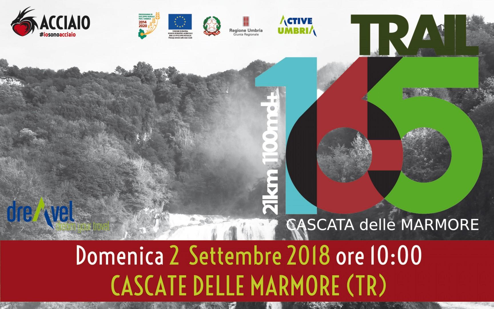 Trail 165 - Cascata delle Marmore 5 Edizione
